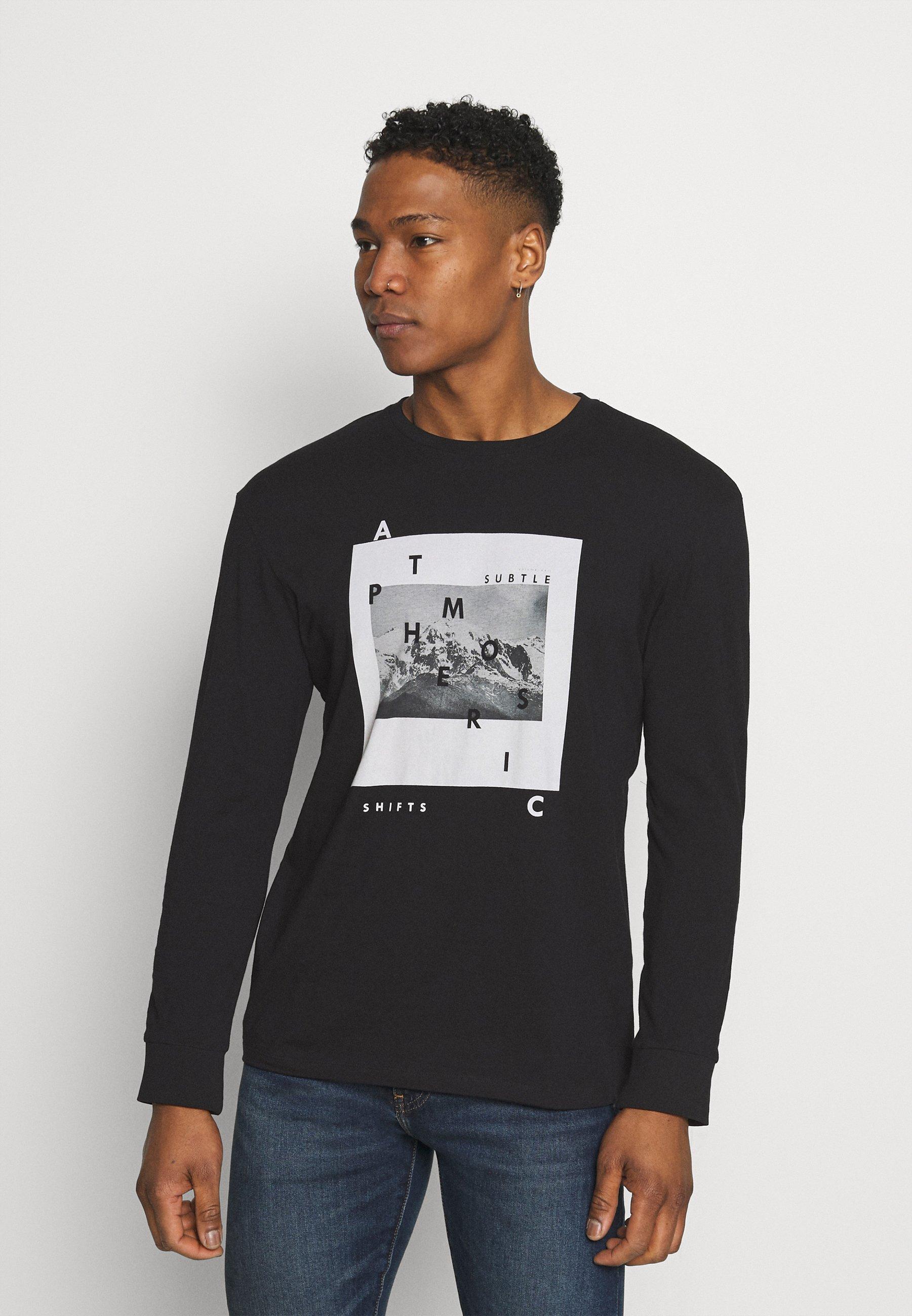 Men JPRBLAACTUALS - Long sleeved top
