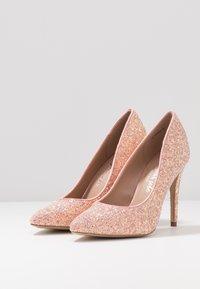 New Look - YINNY - Høye hæler - light pink - 4