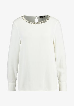 BLOUSE SLEEVE - Bluser - off white