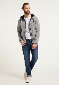 Schmuddelwedda - Outdoor jacket - grau melange - 1