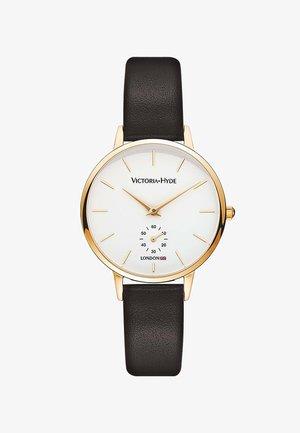 CLEAR DIAL ANALOG - Horloge - braun