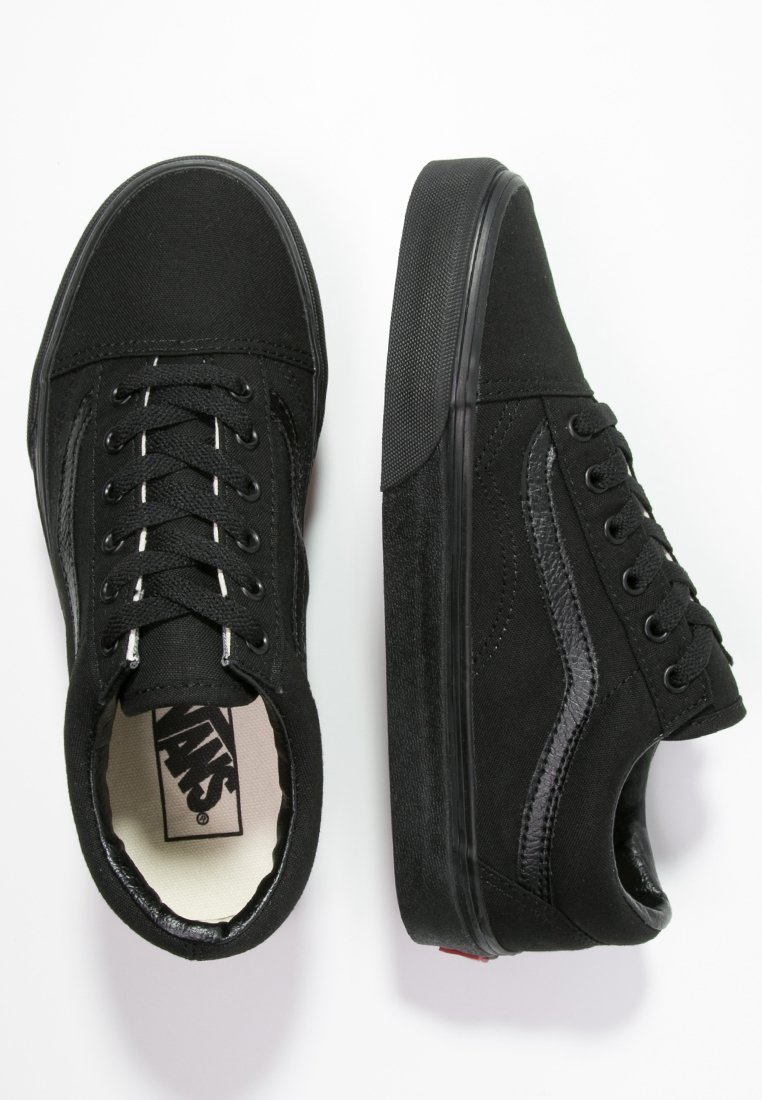 Vans Old Skool - Skatesko Black/svart