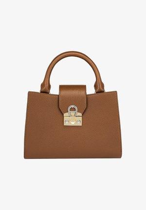 MINA  - Handbag - dark toffee brown