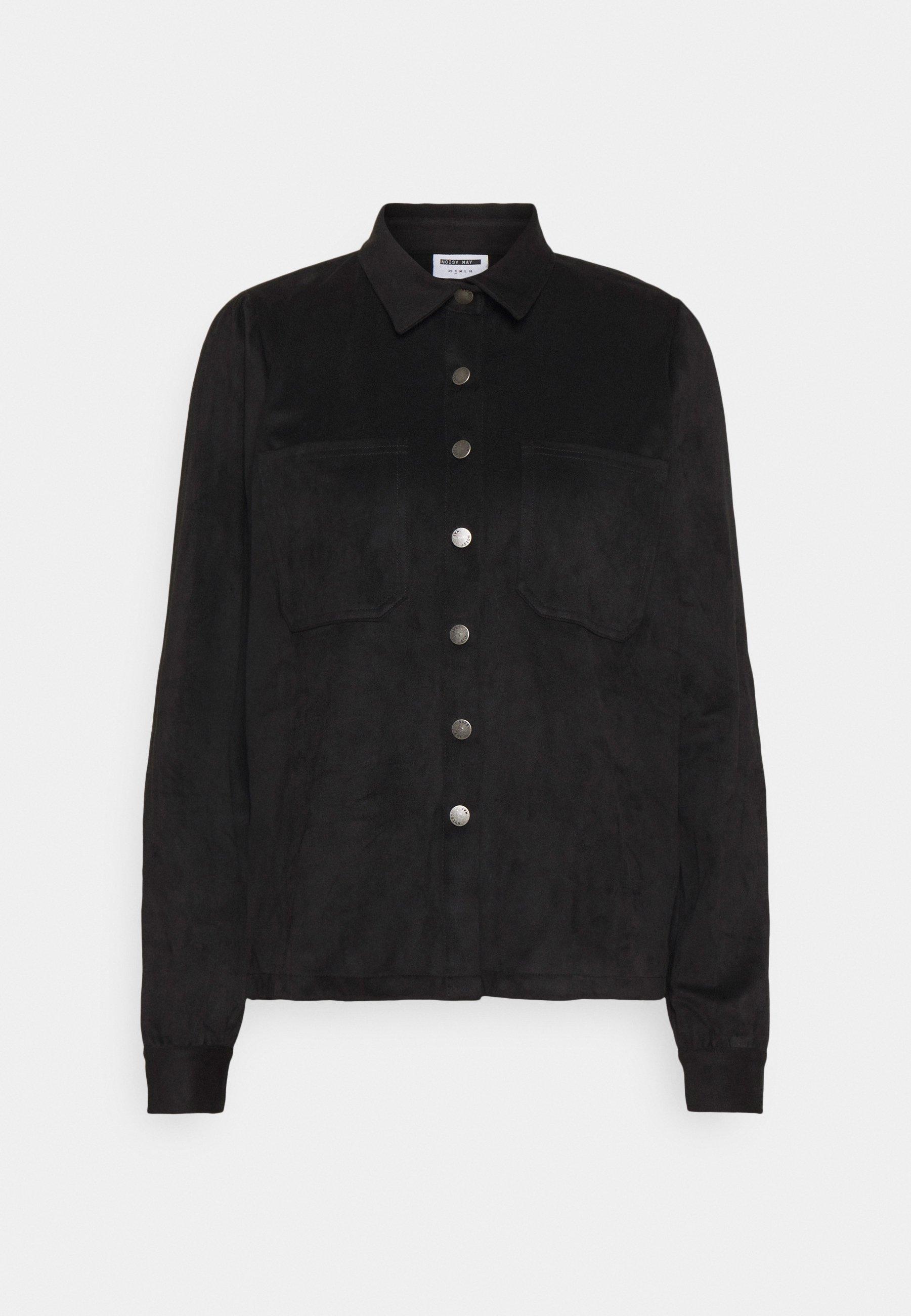 Women NMHALO HILL - Button-down blouse