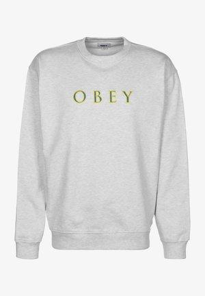 NOUVELLE  - Sweatshirt - ash grey