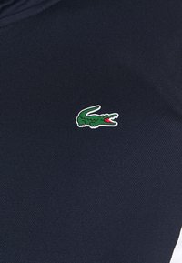 Lacoste Sport - TENNIS JACKET LOGO BACK - Verryttelytakki - navy blue/white - 6