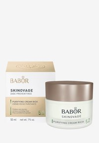 BABOR - SKINOVAGE PURIFYING CREAM RICH - Face cream - - - 2