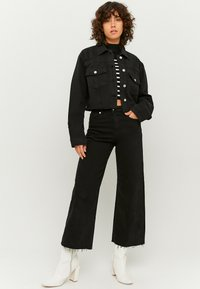 TALLY WEiJL - Denim jacket - black - 1