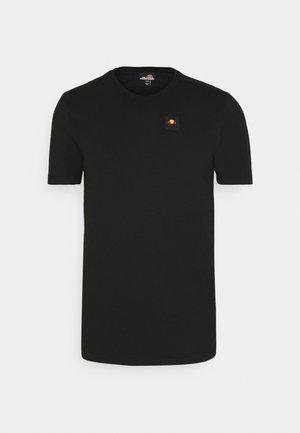 NATARIO - T-shirt basic - black