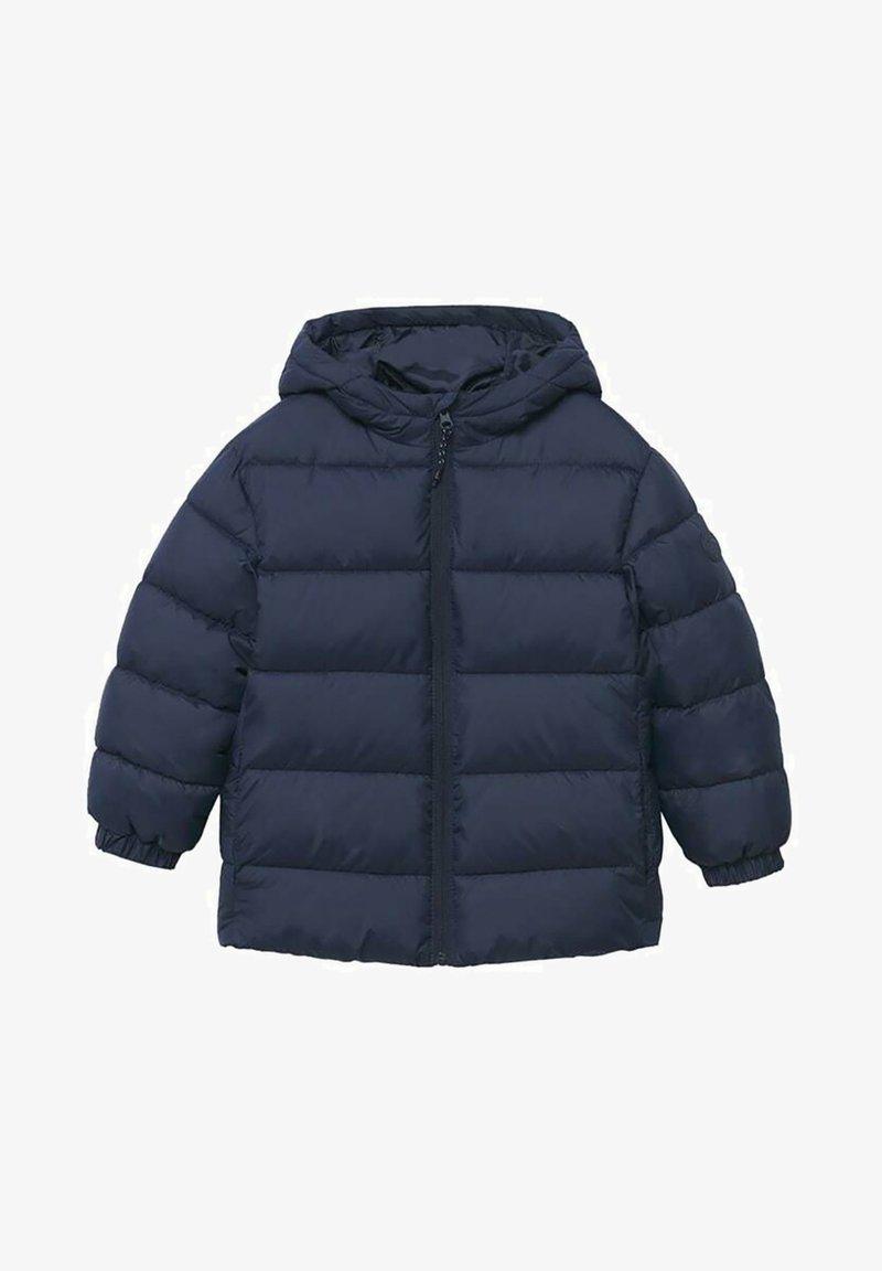Mango - AMERICA - Zimní kabát - dark navy