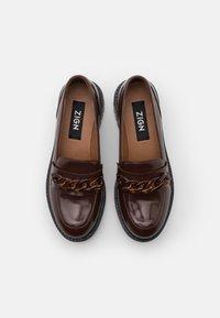 Zign - Slip-ons - dark brown - 5