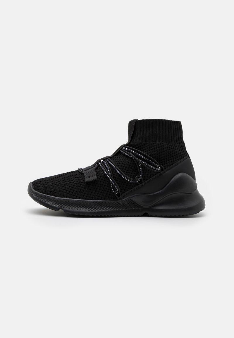 Cotton On - JARROD - Sneakers alte - black