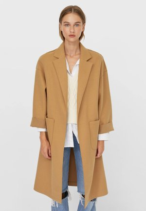 Cappotto classico - light brown