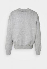 WRSTBHVR - SWEATER CITIZEN UNISEX - Sweatshirt - grey melange - 6