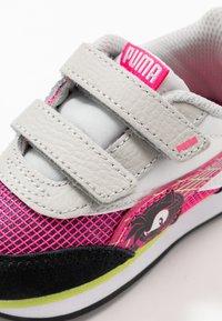 Puma - SEGA FUTURE RIDER V - Trainers - glowing pink/black - 2