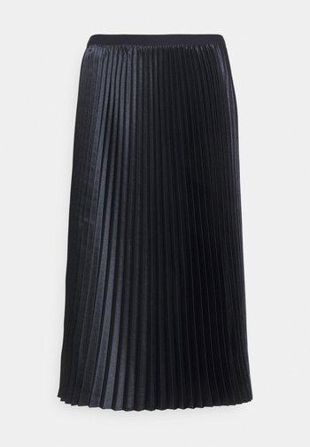 RURY - Pleated skirt - forever blue
