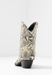 Rubi Shoes by Cotton On - LARISSA WESTERN BOOT - Santiags - natural - 5