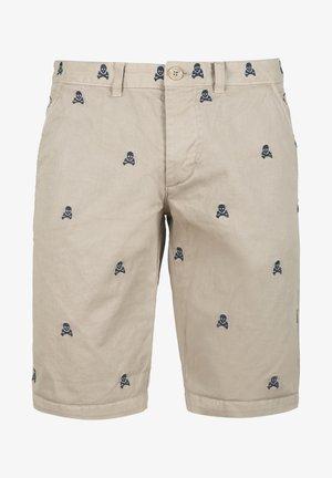 SKULL - Shorts - beige