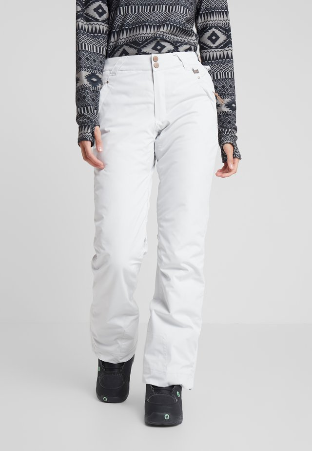 PANT - Snow pants - glacier grey