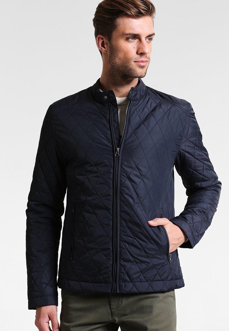 Men Light jacket - dark blue