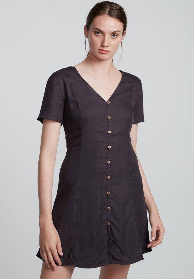 Day dress - off black