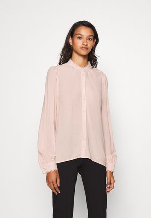 VMESTHER - Button-down blouse - sepia rose