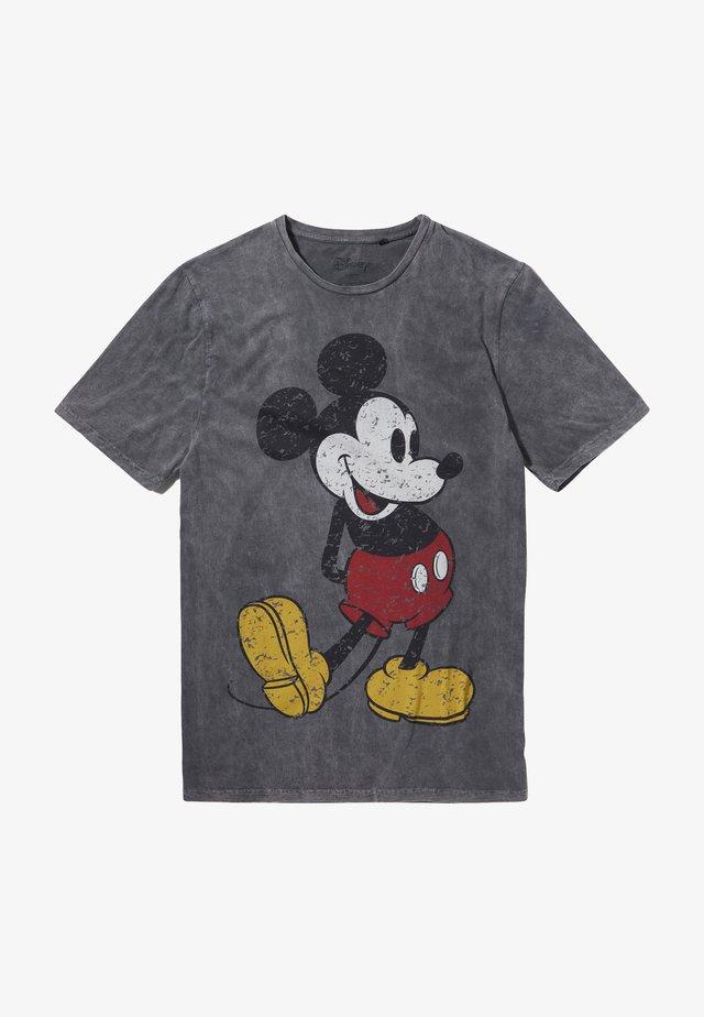 Disney Mickey Classic Pose - T-shirt print - blau