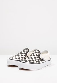Vans - CLASSIC - Instappers - black/white - 3