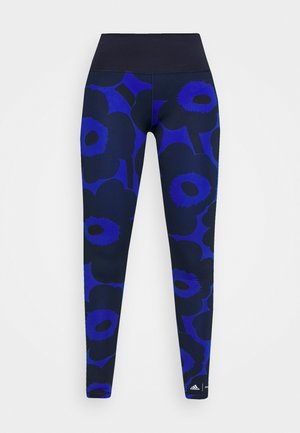BELIEVE THIS MARIMEKKO - Leggings - bold blue
