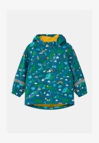 Frugi - PUDDLE BUSTER UNISEX - Waterproof jacket - dark blue - 0