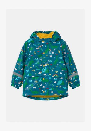 PUDDLE BUSTER UNISEX - Waterproof jacket - dark blue