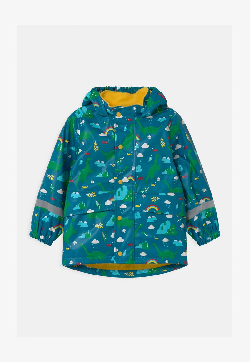Frugi - PUDDLE BUSTER UNISEX - Waterproof jacket - dark blue