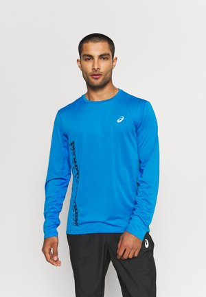 RUN - Long sleeved top - electric blue/french blue
