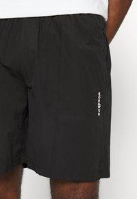 Woodbird - HANSI TRACK - Shorts - black - 4