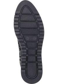 Piazza - Smart lace-ups - schwarz - 3