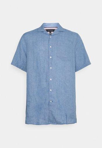 DYED CAMP  - Shirt - colorado indigo