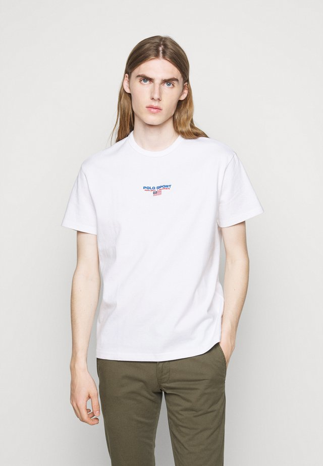 SHORT SLEEVE - T-shirt imprimé - white