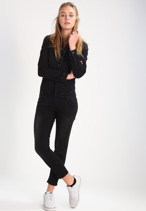 NANCIE - Jumpsuit - misty black