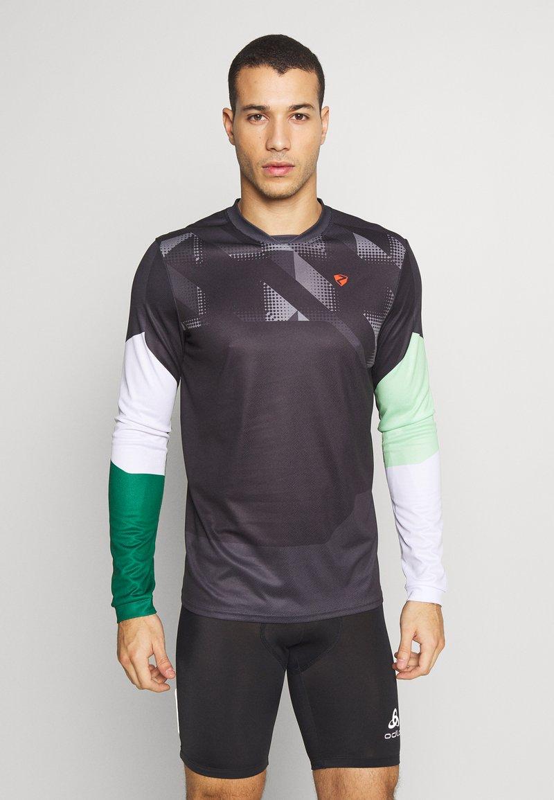 Ziener - NANNING - Koszulka sportowa - black