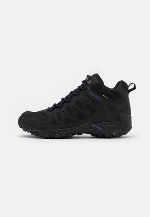 ACCENTOR SPORT MID GTX - Hiking shoes - black/sodalite