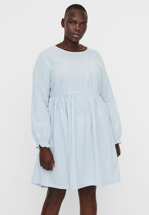 Day dress - placid blue