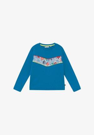 SMALL GIRLS  - Camiseta de manga larga - mediterranian blue
