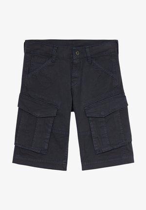 BERMUDA ROVIC - Cargo trousers - navy