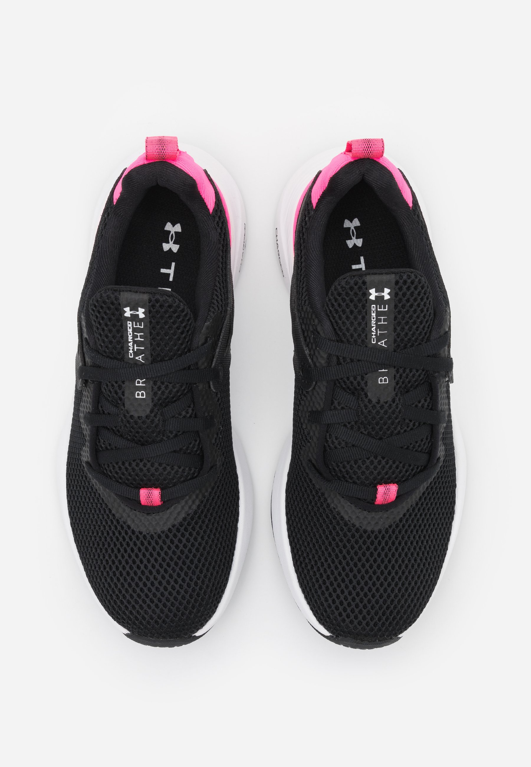 Under Armour Charged Breathe Tr 2 - Træningssko Black