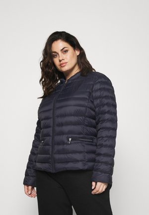 INSULATED - Winter jacket - navy