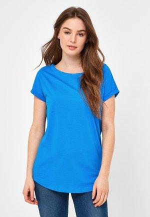 Basic T-shirt - blue-grey
