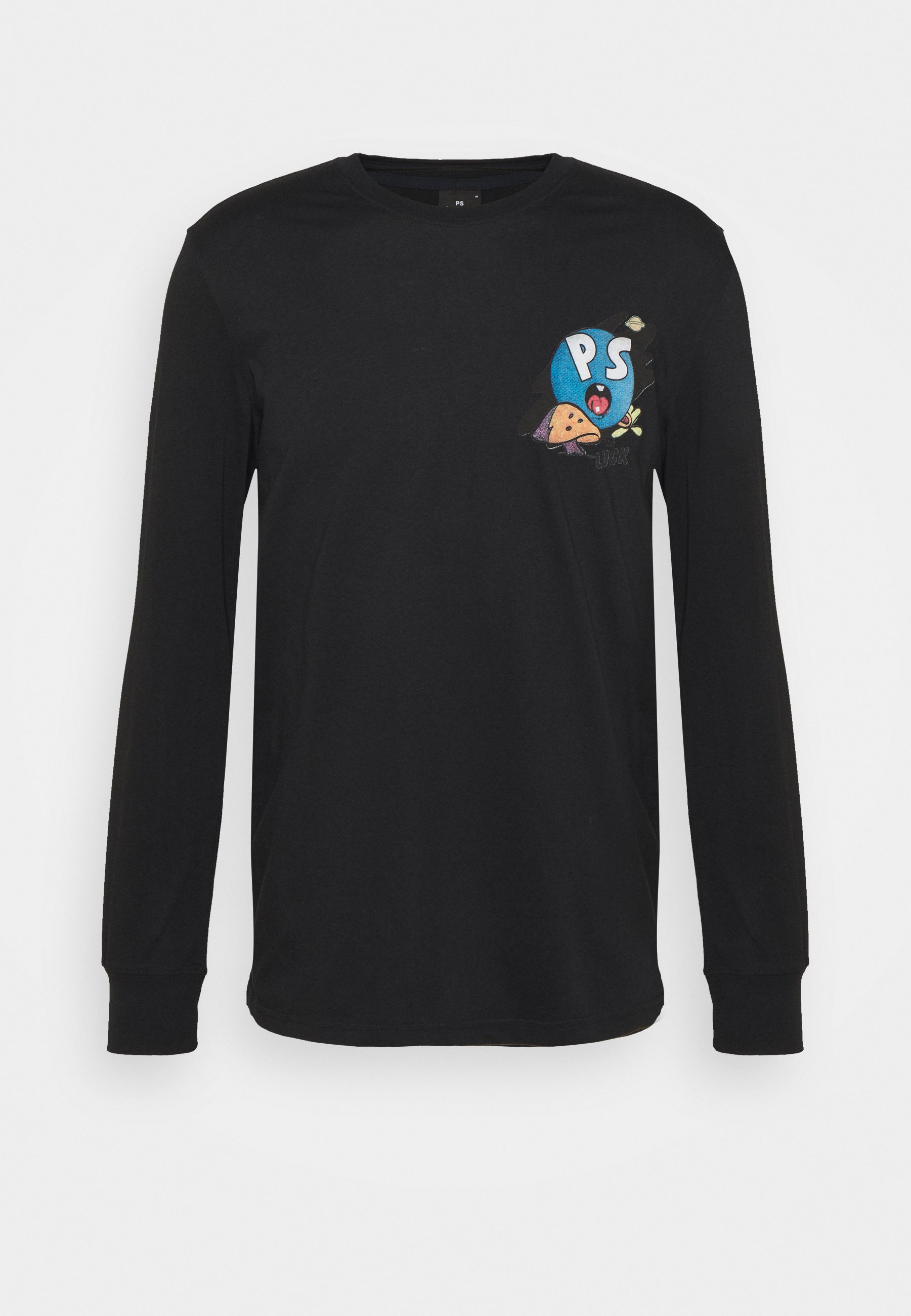 Herren REG FIT FOR LUCK - Langarmshirt