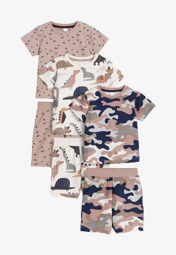3 PACK - Pyjama set - light pink