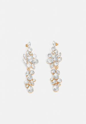 PCLULLA EARRINGS - Boucles d'oreilles - gold-coloured