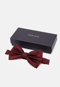 Pier One - Bow tie - dark red - 2